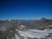 Charbonnel e un pezzetto di Monte Bianco