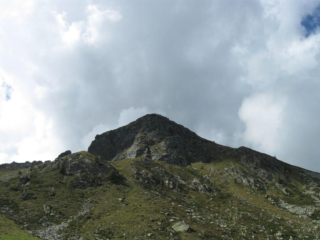 Lagoscuro (Torrione di) da Ala di Stura 2014-09-06
