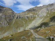 verso il Col de Nannaz