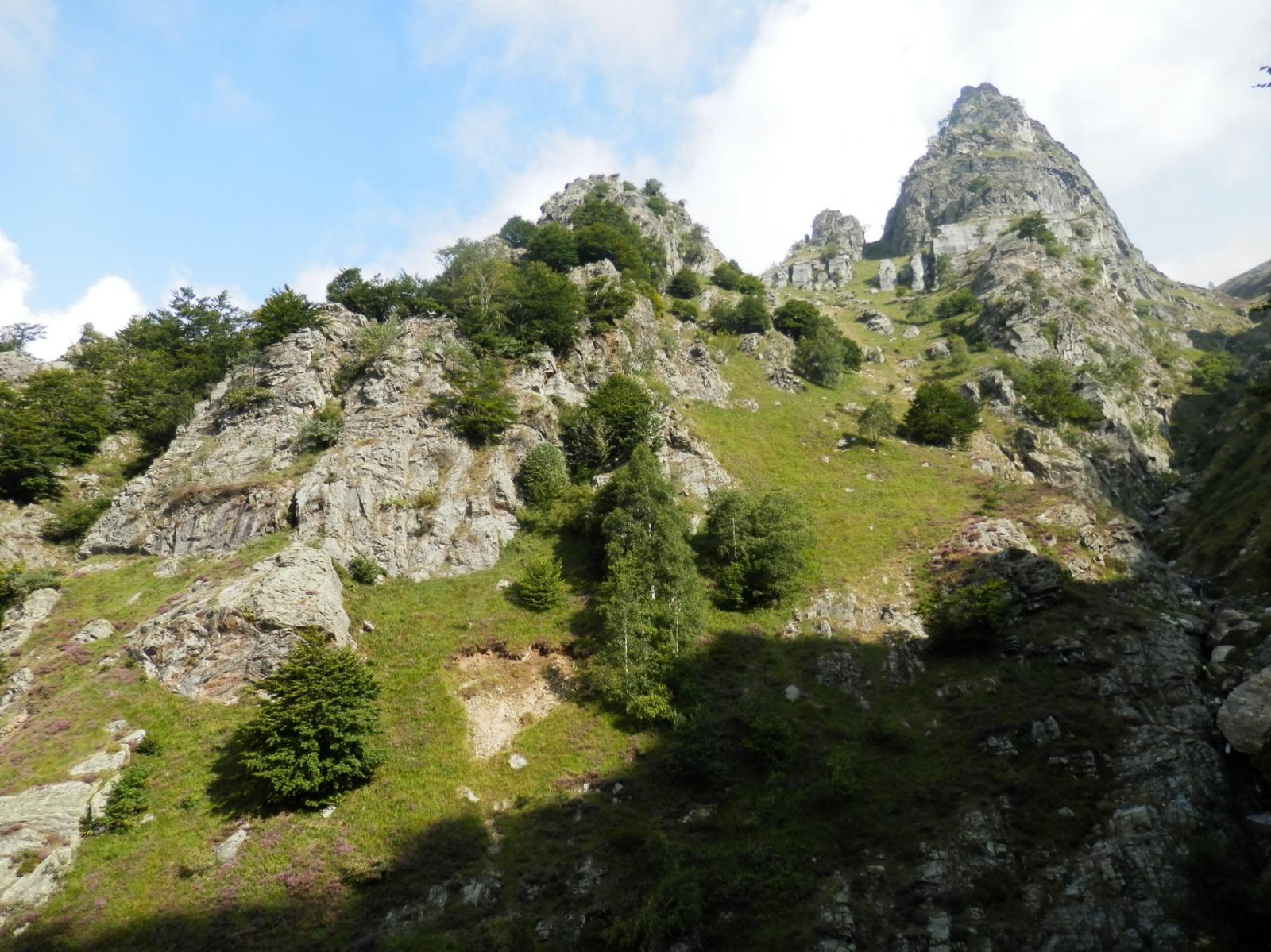 via arrampicata
