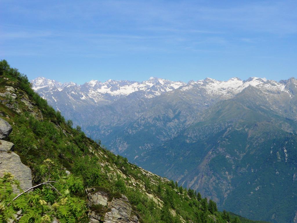 Sentieri Resistenti Tappa 2: dall'Alpe Soglia al Rifugio Salvin 2014-09-09