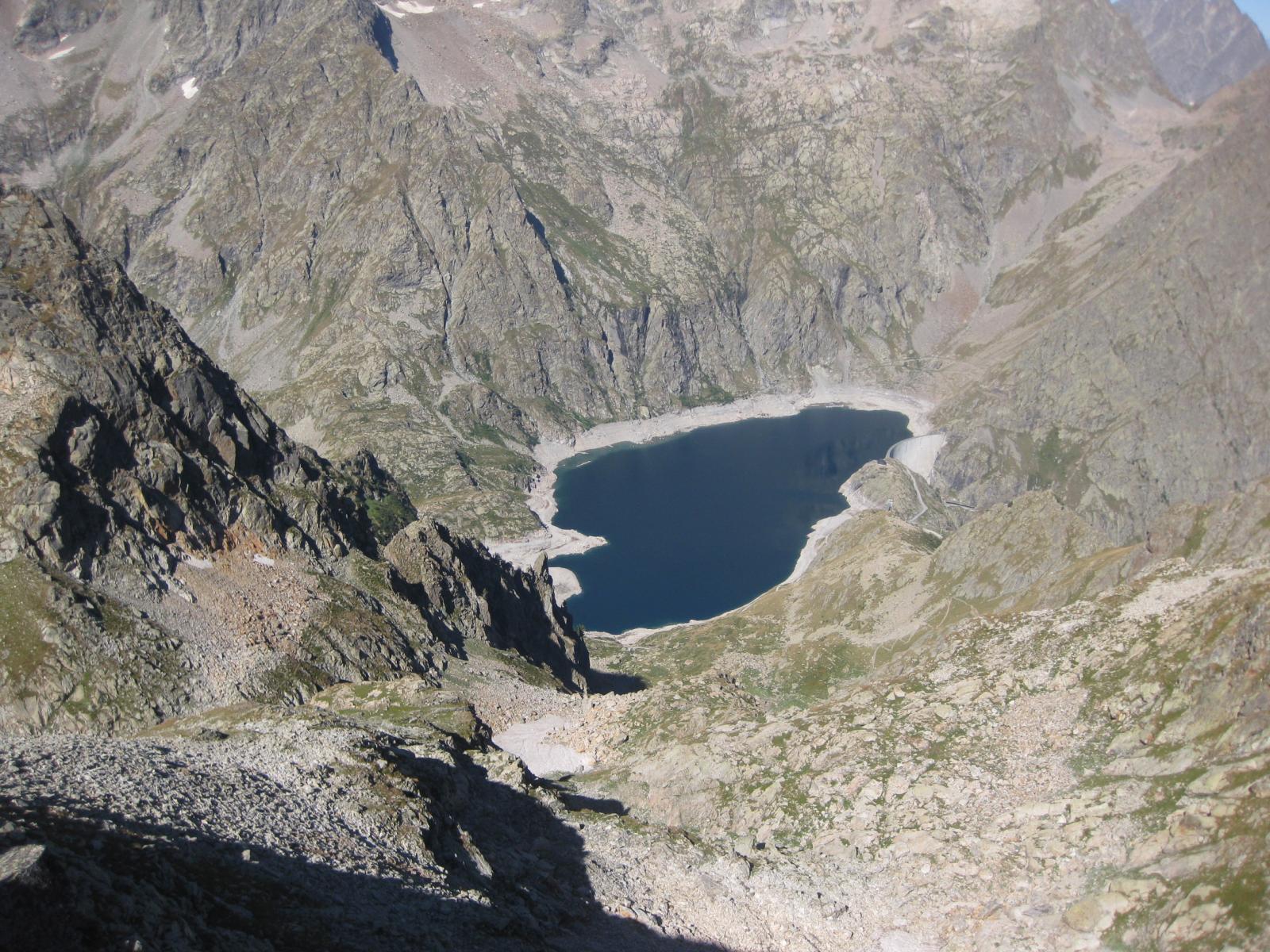 lago del Chotas