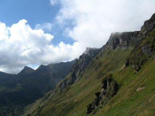 salita dall'alpe Bondolero ai Passi Buscagna