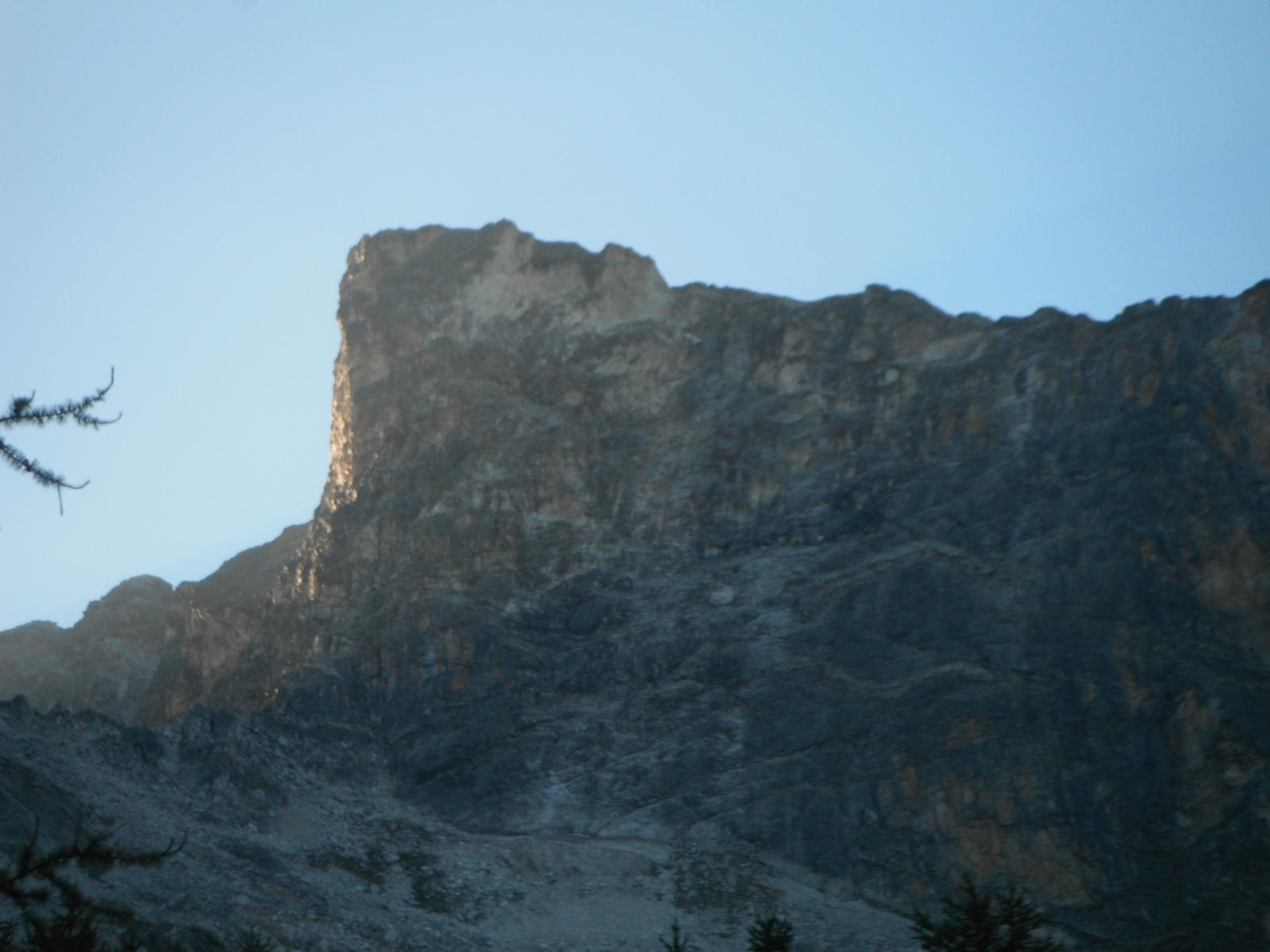 Il Pic de Bure della val Varaita
