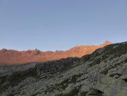 Cresta sudest del Monveso