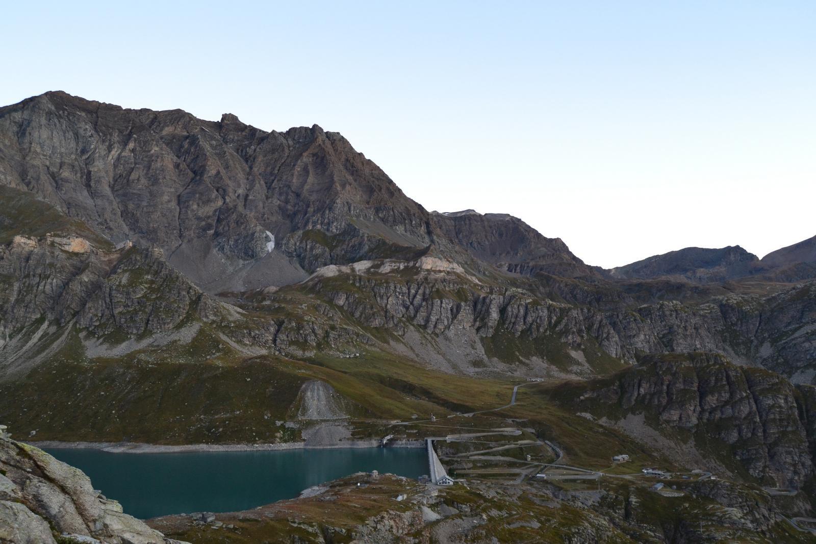 lago serru'
