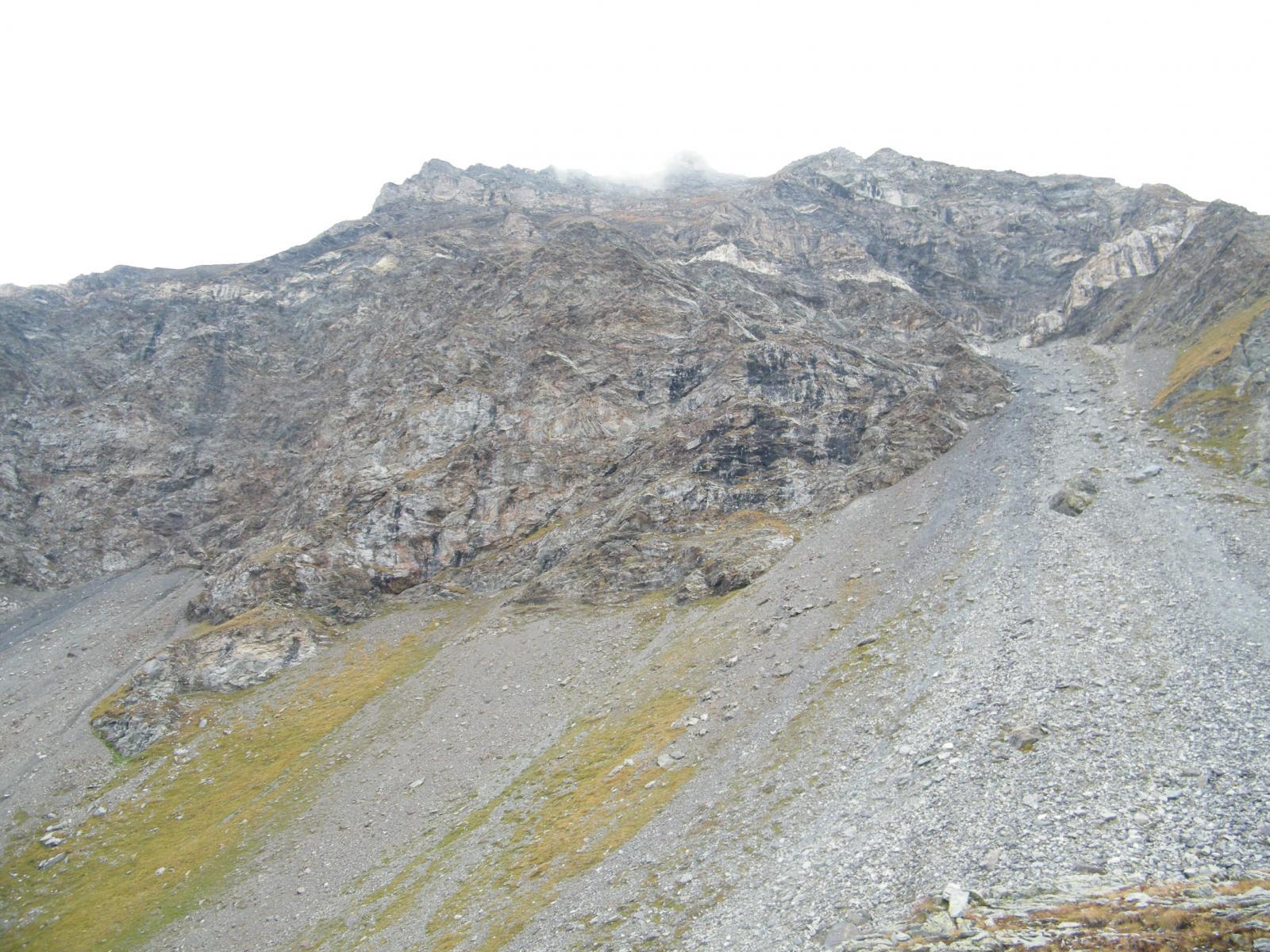versante nord est del bec di nana