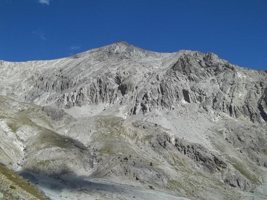 Rochers Charniers (Pointe des) e Pointe de Chalance Ronde da Montgenèvre per il Passo dell'Asino 2014-09-14