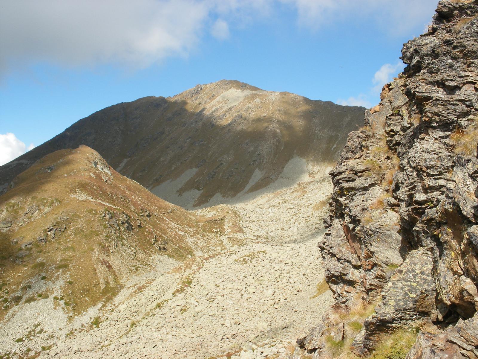 il Monte Tantane'