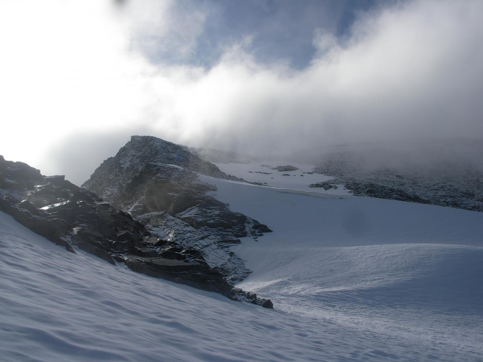 Francesetti (Punta) da Forno Alpi Graie, traversata dalla Cima Monfret alla Cima Nord di Piatou 2014-09-16