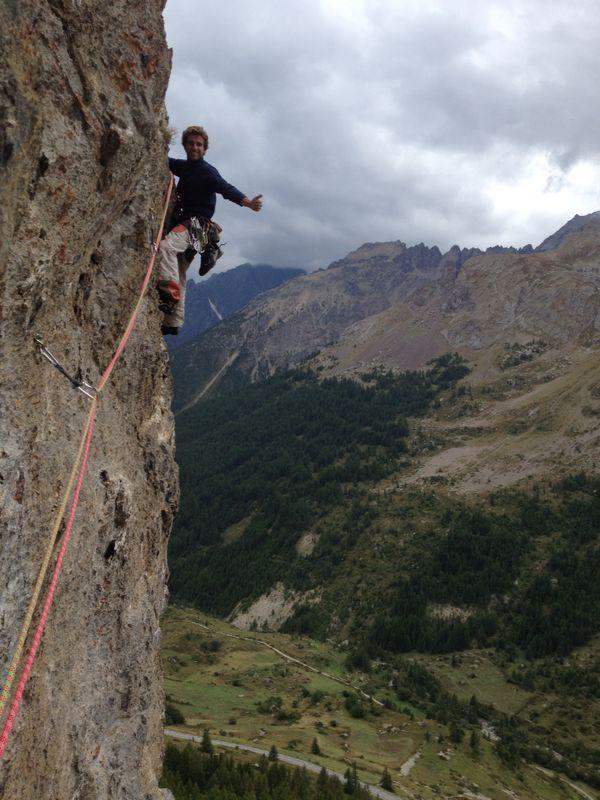 Route (Eperon de la) Tete de cuvée 2014-09-17