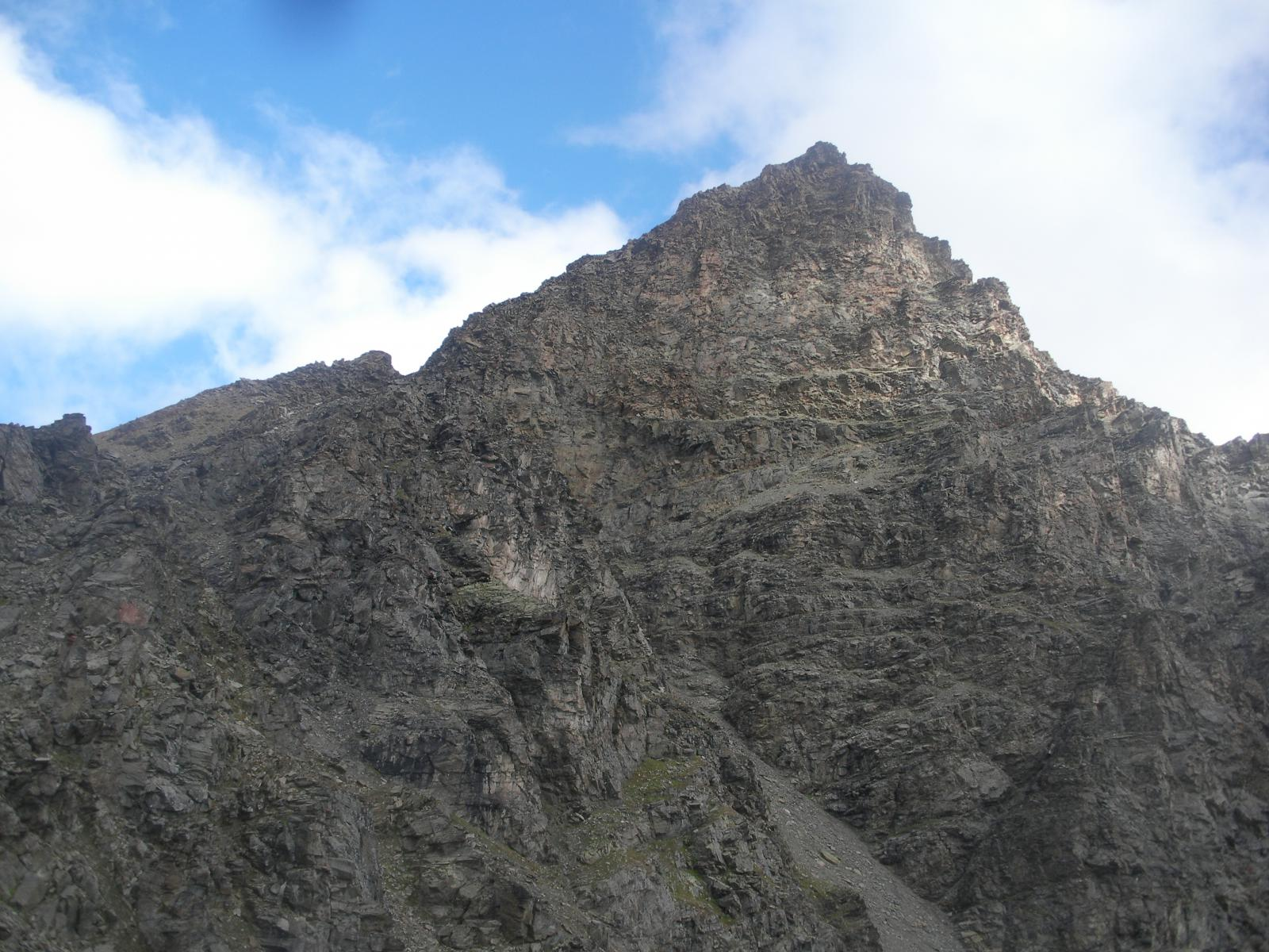 La Rolettaz dal Col de Sort..