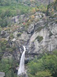 la cascata finale