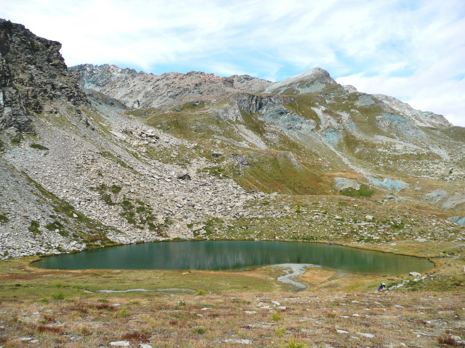 il Lago Raty