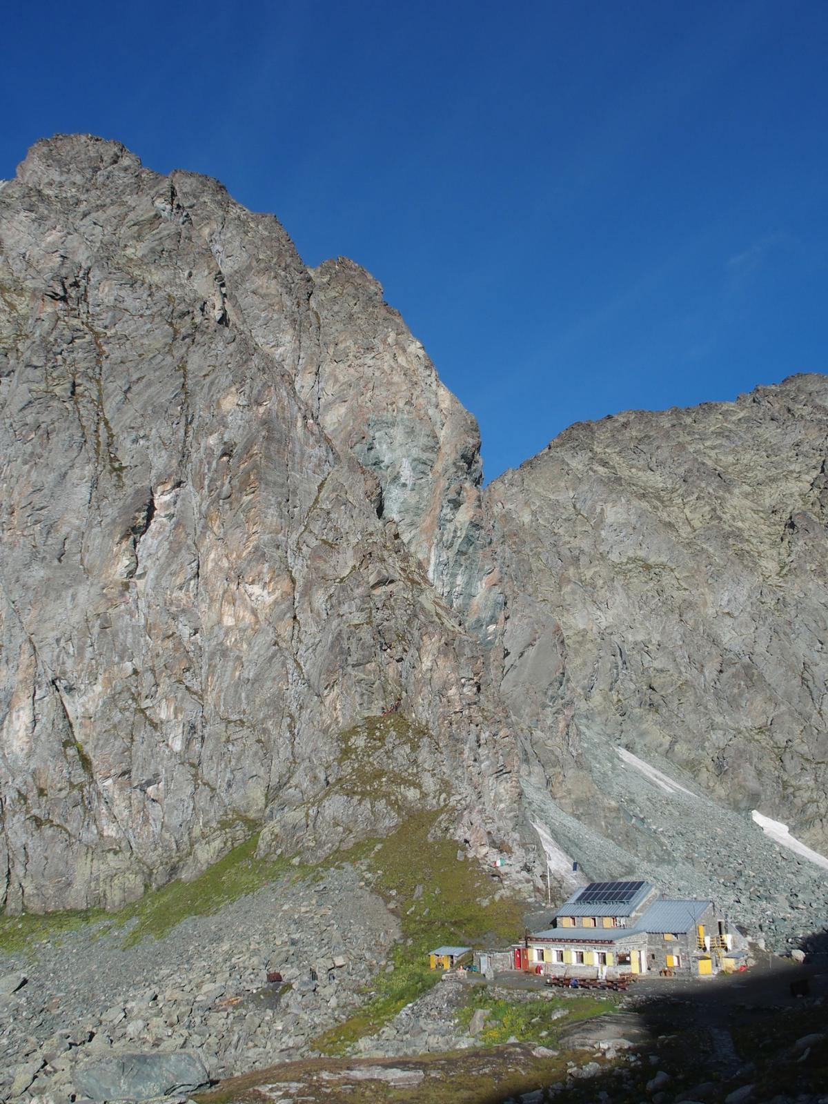 Il Giacoletti e la cresta