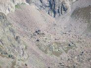 Zoom sul Rifugio Bozano