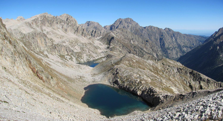 Laghi di Fremamorta (versante italiano)