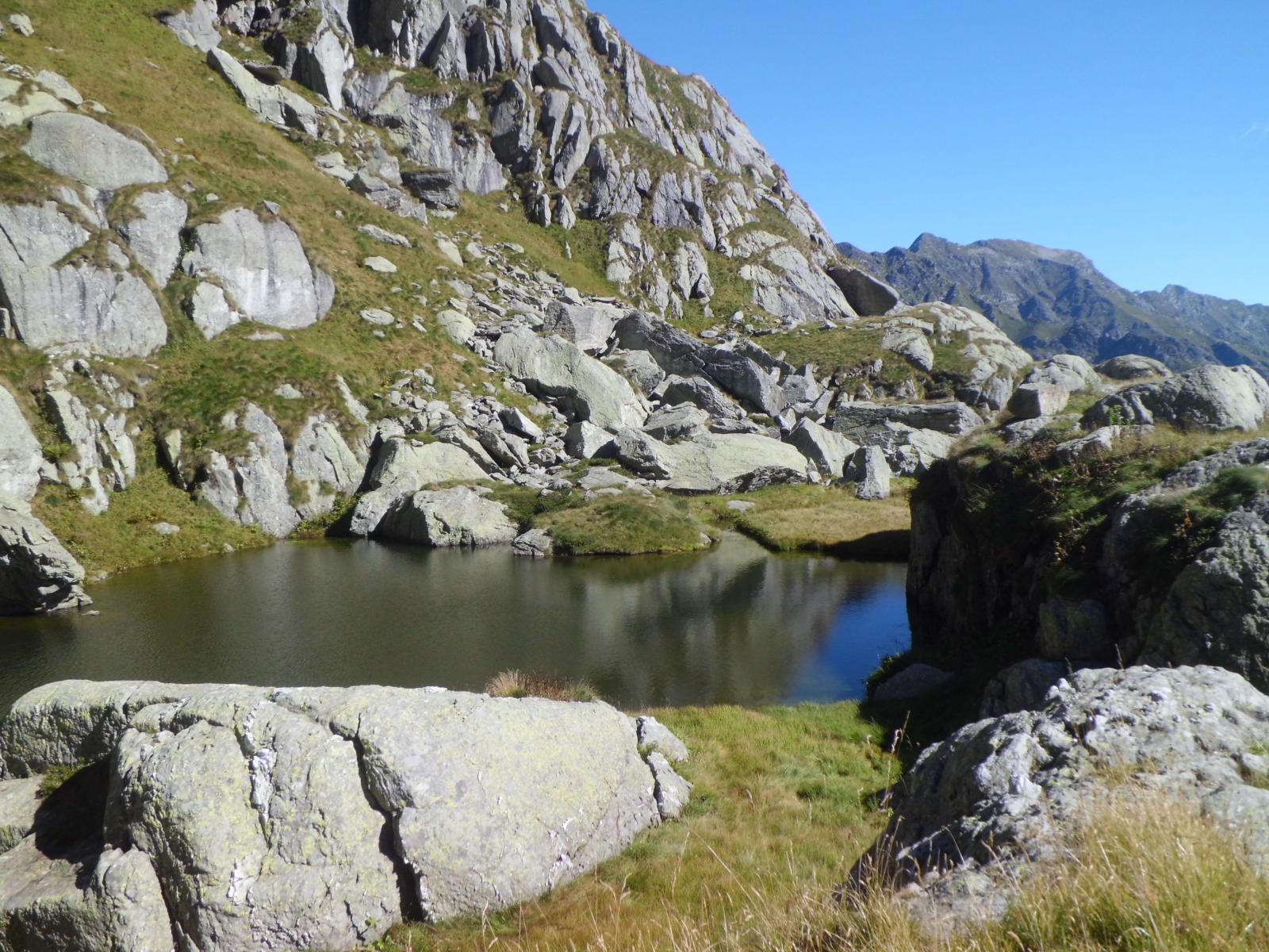 Lago Creus