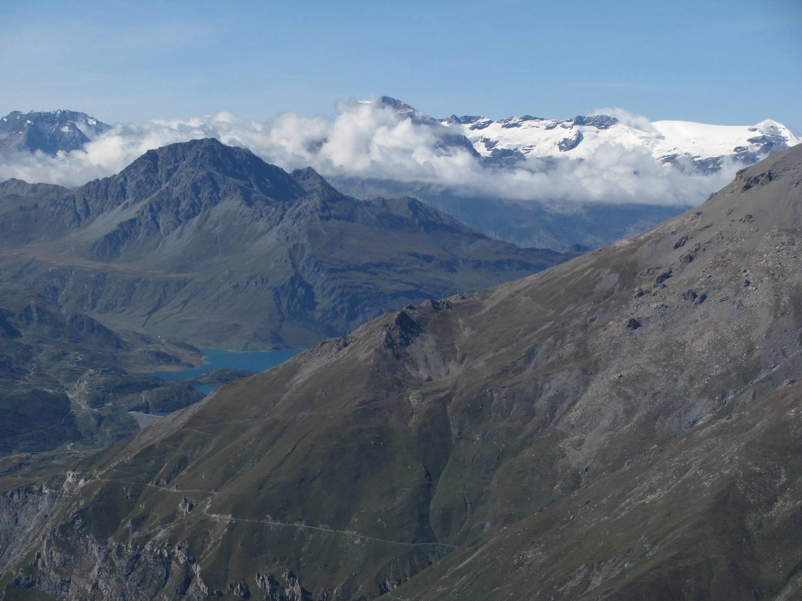 Panorama verso il Moncenisio