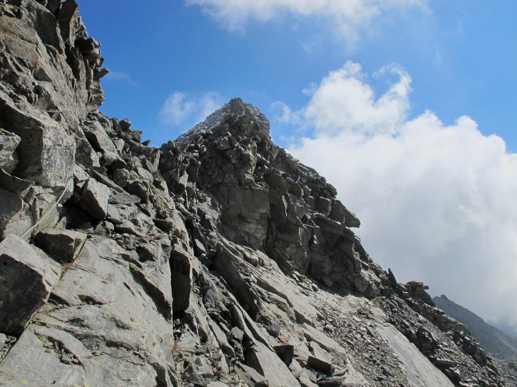 Mombran (Uja di) da Forno Alpi Graie, anello per ricovero Ferreri e Vallone di Sea 2014-09-25