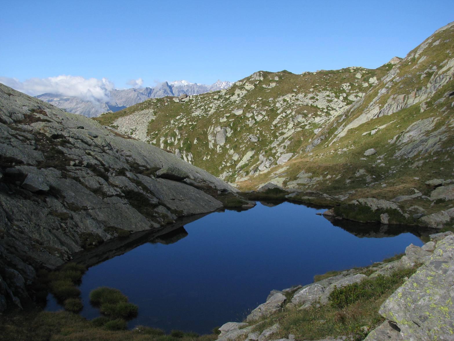 Il 5° Lago di Canaussa