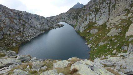 lago lungo o 4° lago di Canaussa