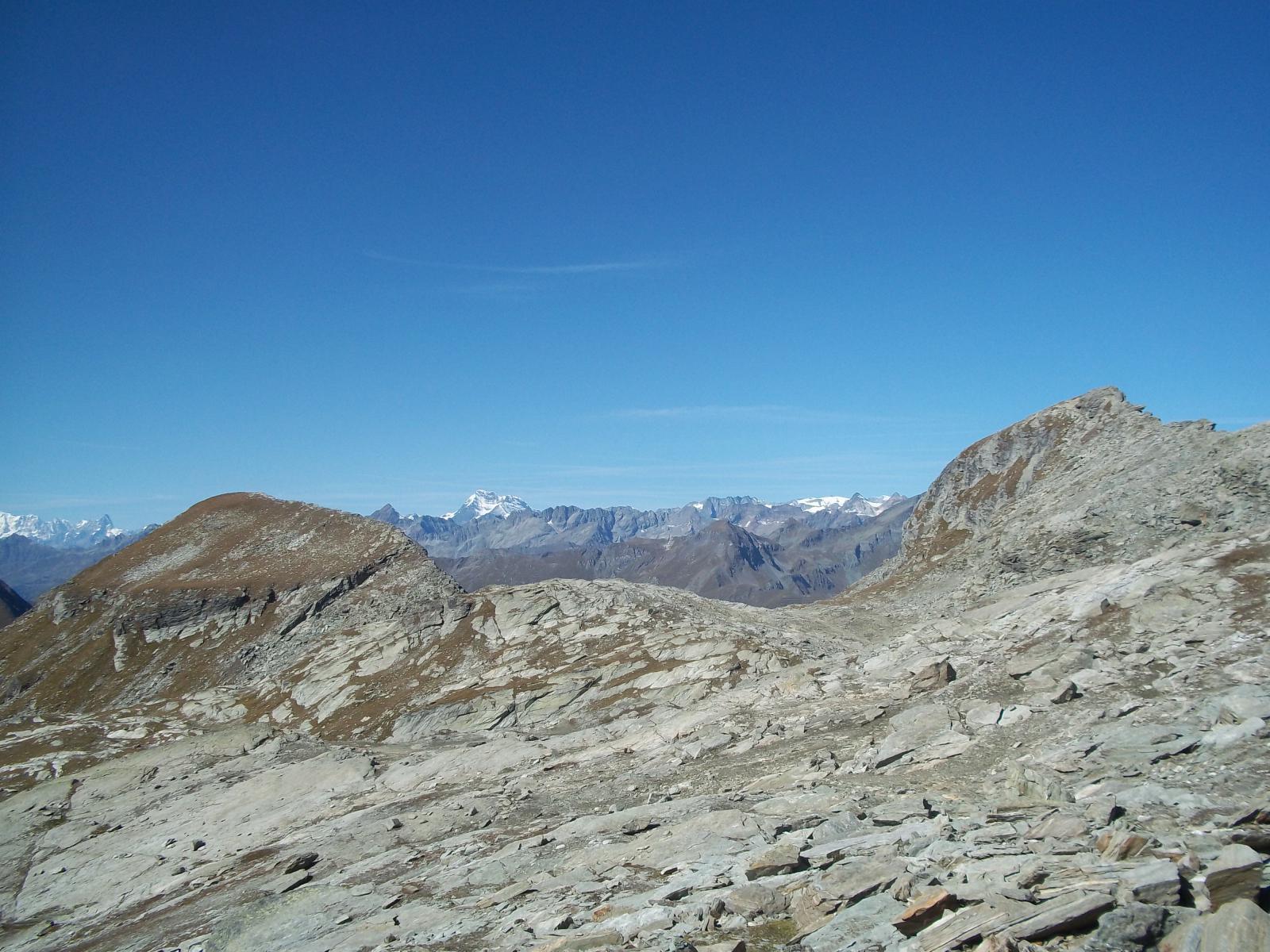 Mont Perrin e Gran Cima