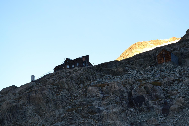 Rifugio Nacamuli (2828 m)