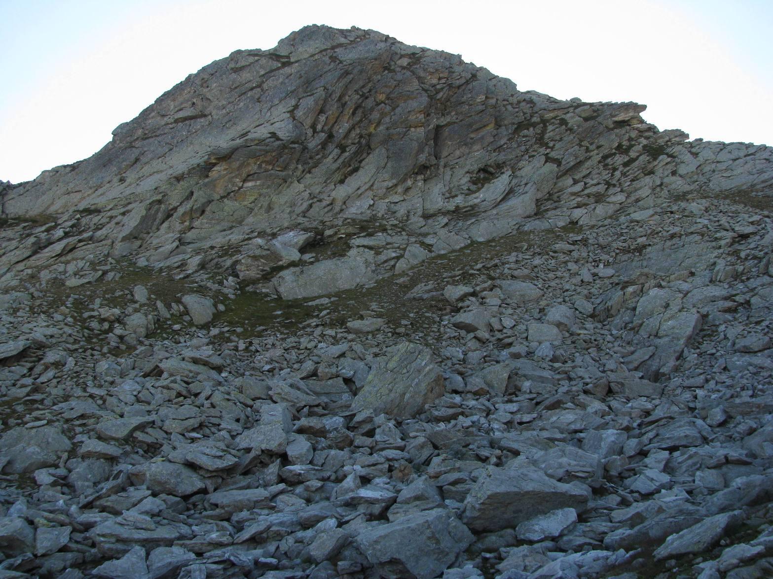 Cucuzzolo finale di Punta del Mariasco