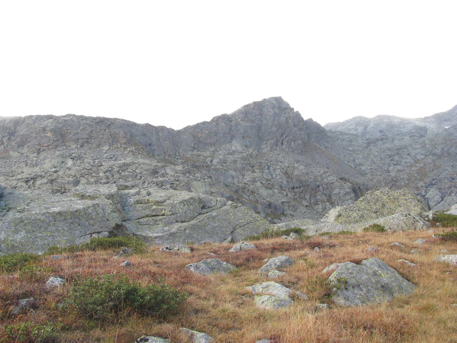 Quota 2586 dall'Alpe Umbrias