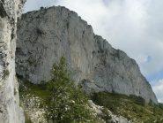 parete Sud del Pietravecchia (alcune vie di arrampicata)