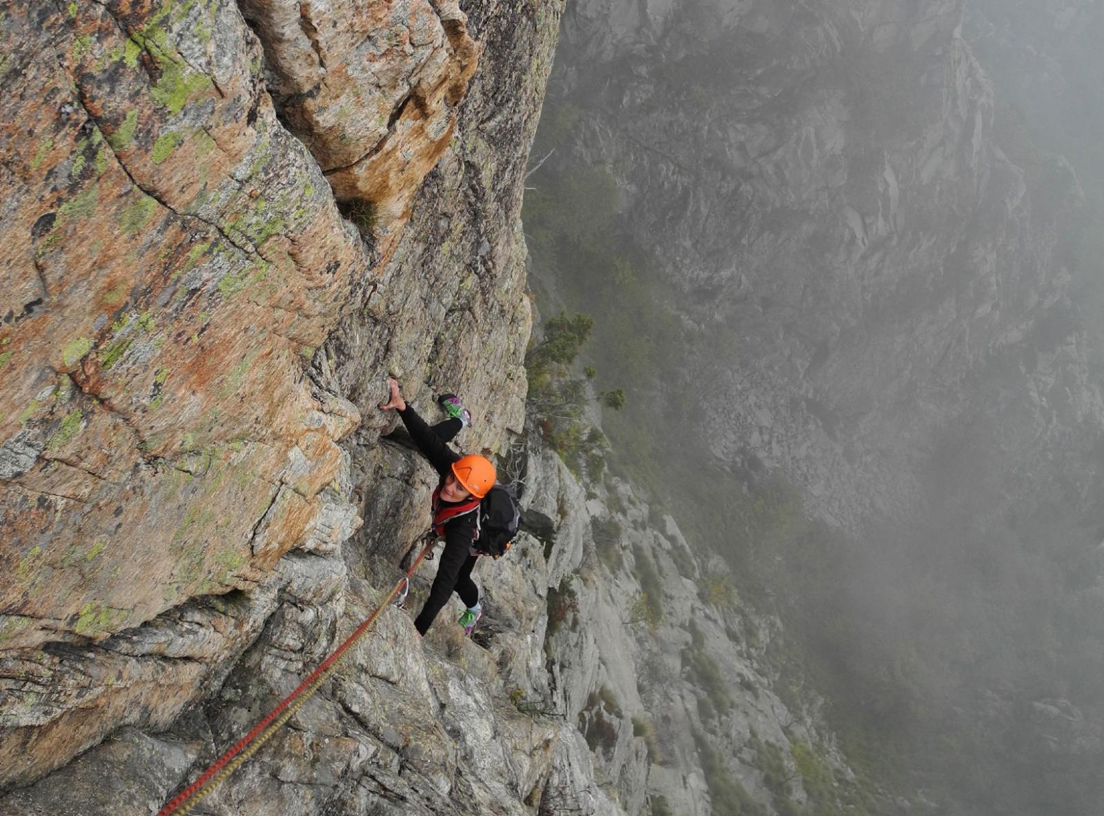Cucetto (Monte) - Torrione dei camosci Dinastar 2014-10-05