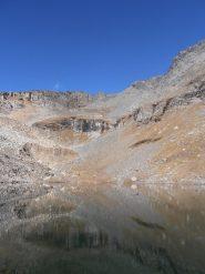 02 - Giusalet versante S, dal Lago della vecchia
