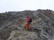 8 - parte rocciosa in alto
