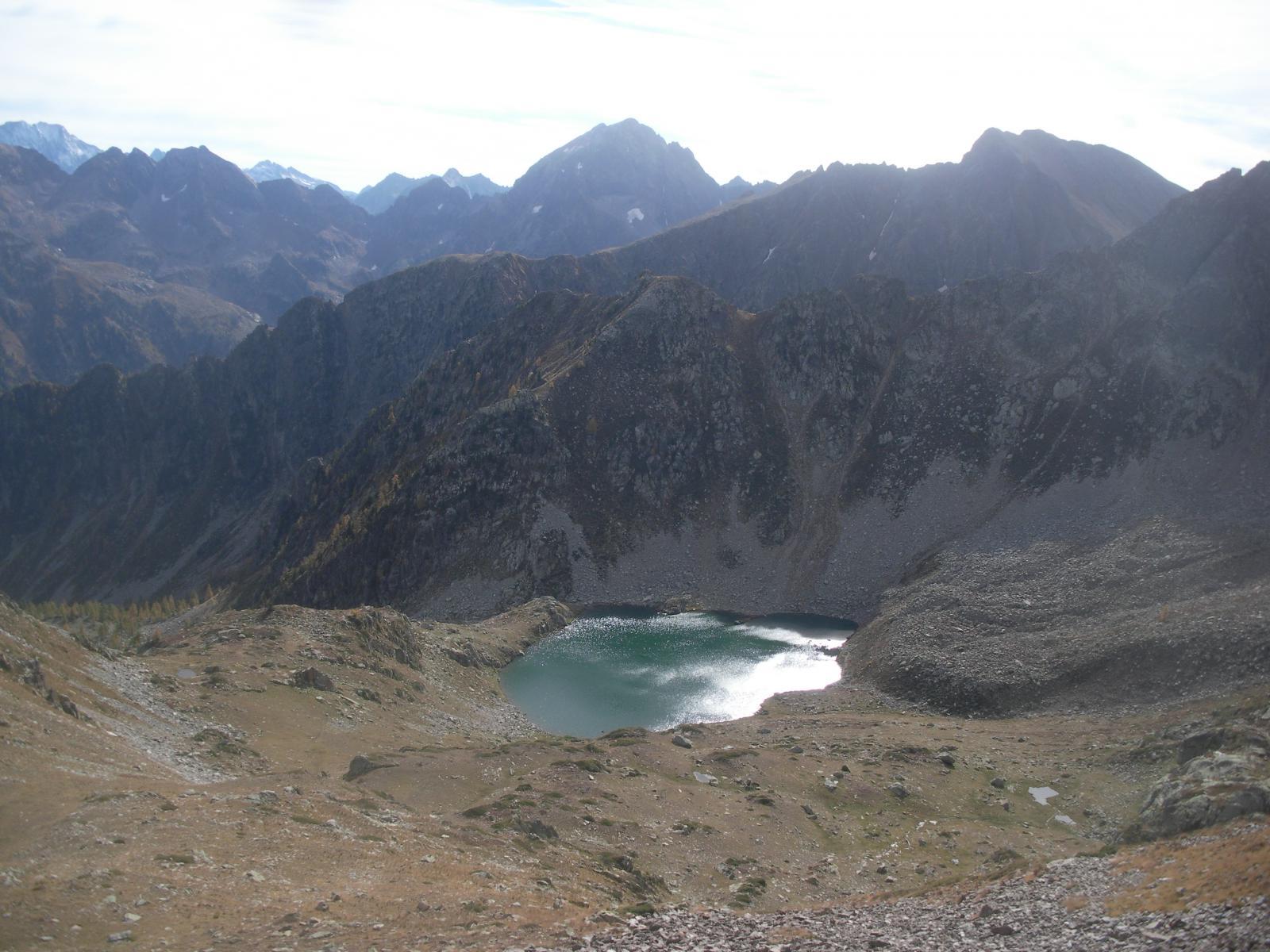 Lago d'Aver soprano e Malinvern..