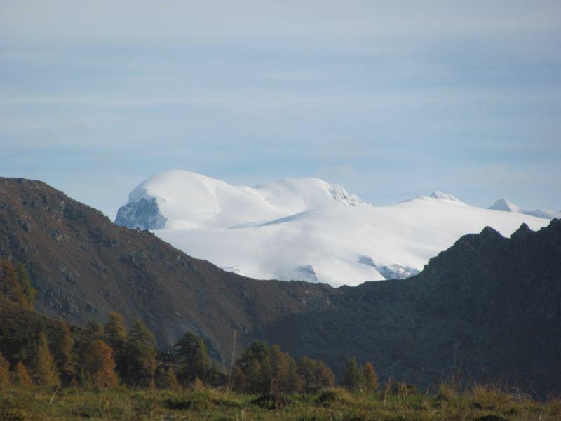 Zoom sul Breithorn