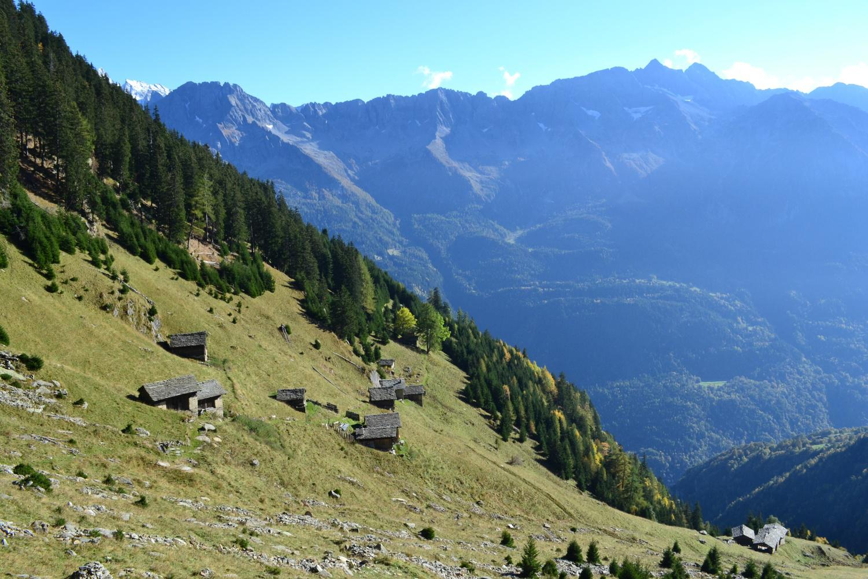 Alpe Dair (1610 m)