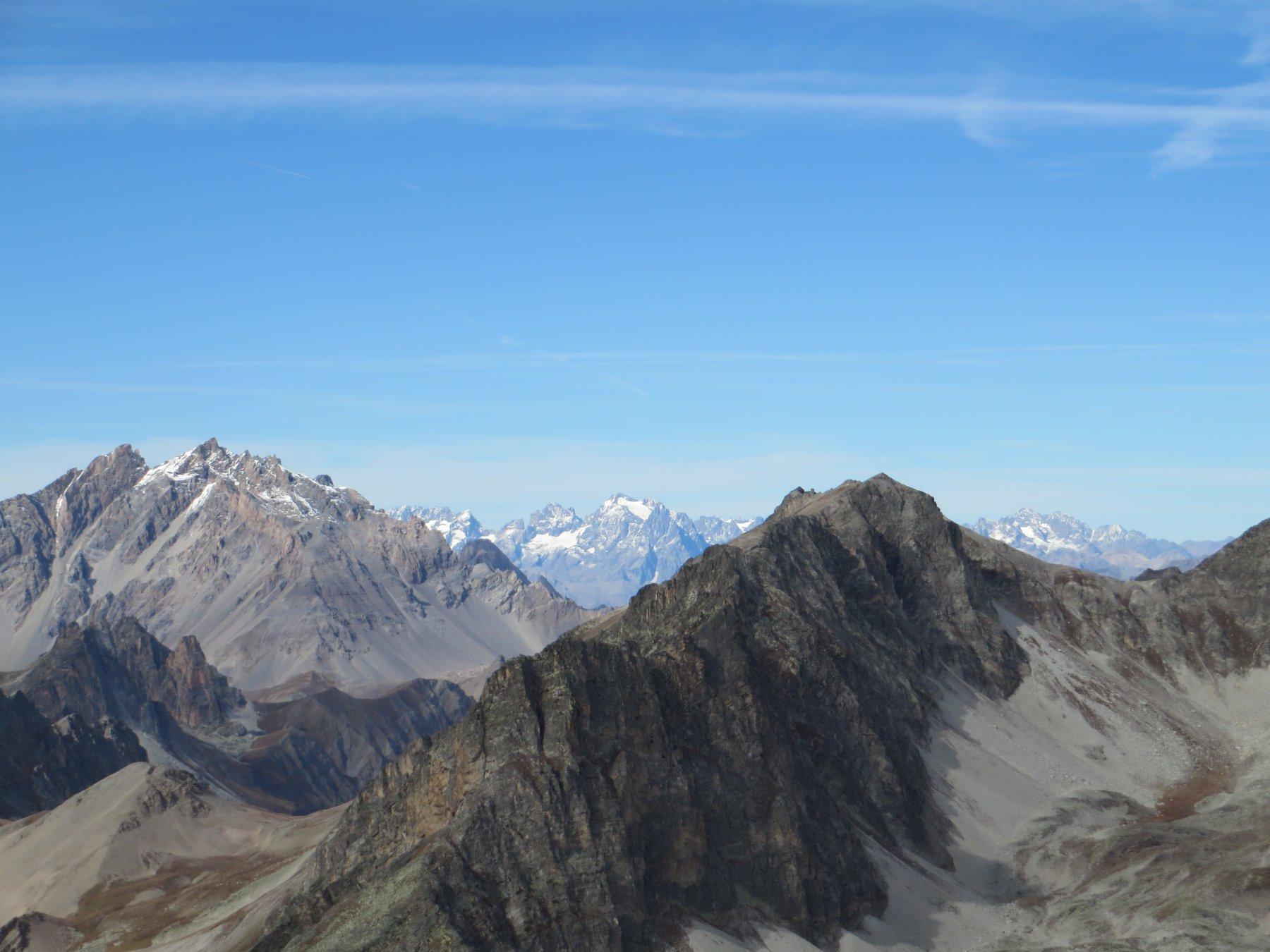 Un bello scorcio dal Monte Freide