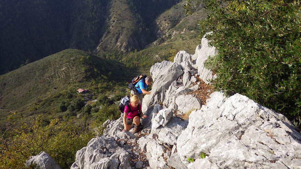 Grammondo (Monte) da Villatella per la Cresta SE 2014-10-19