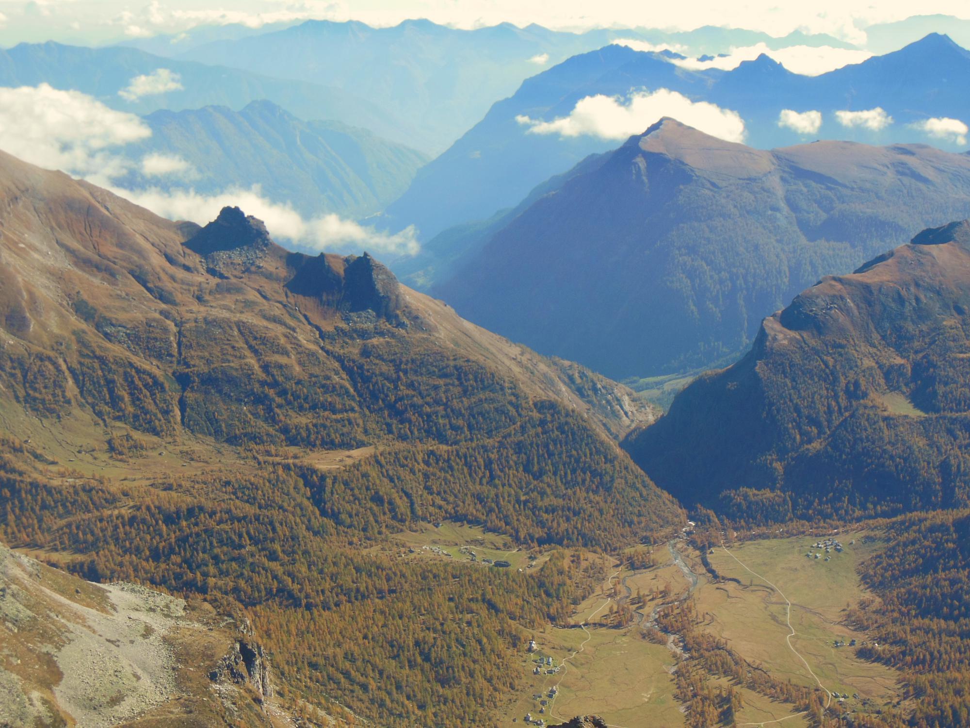 Alpe Veglia d'oro