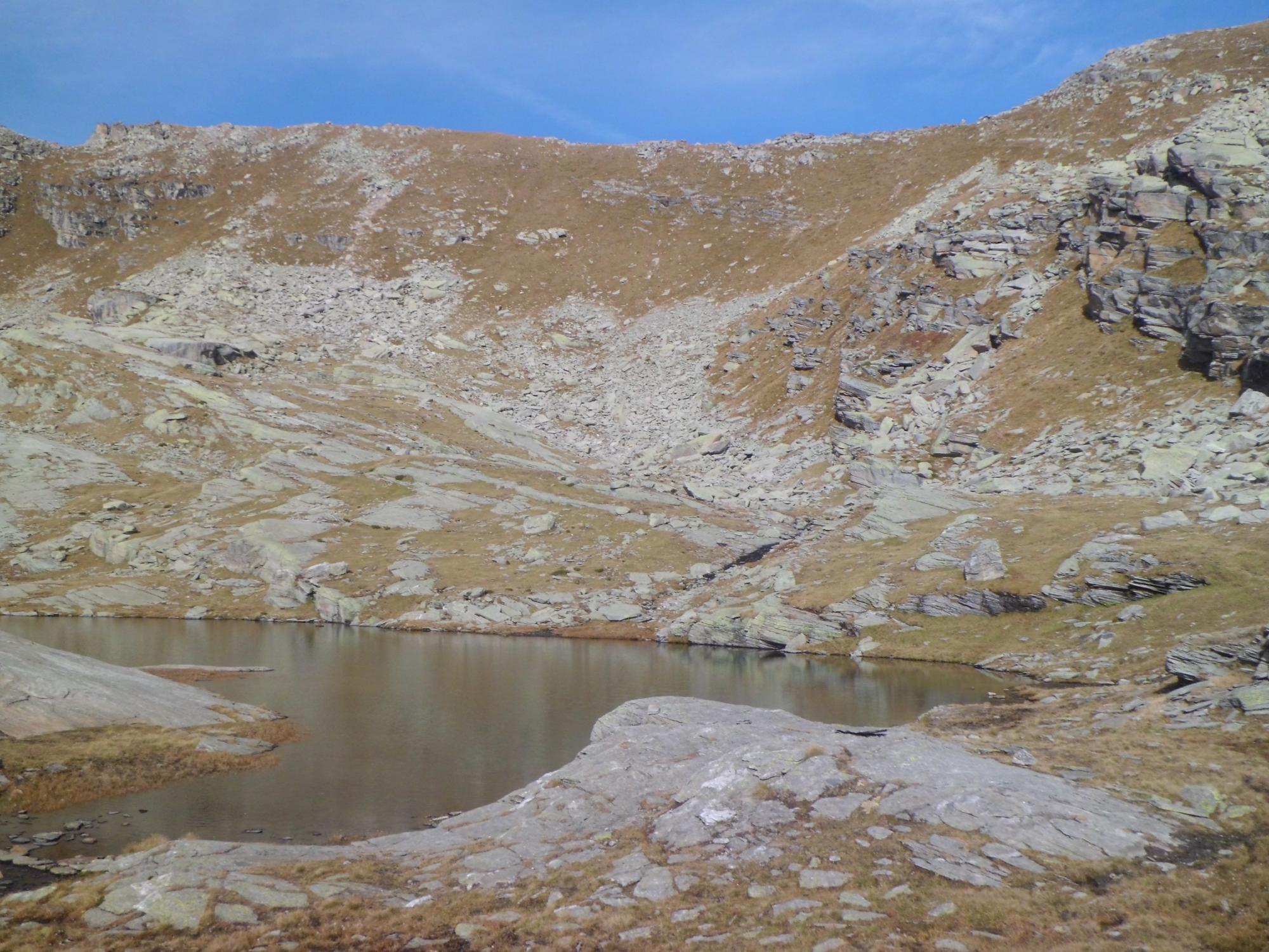 Lago di Vercellina e Colle