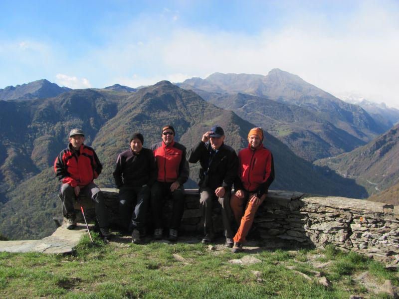 I componenti della escursione