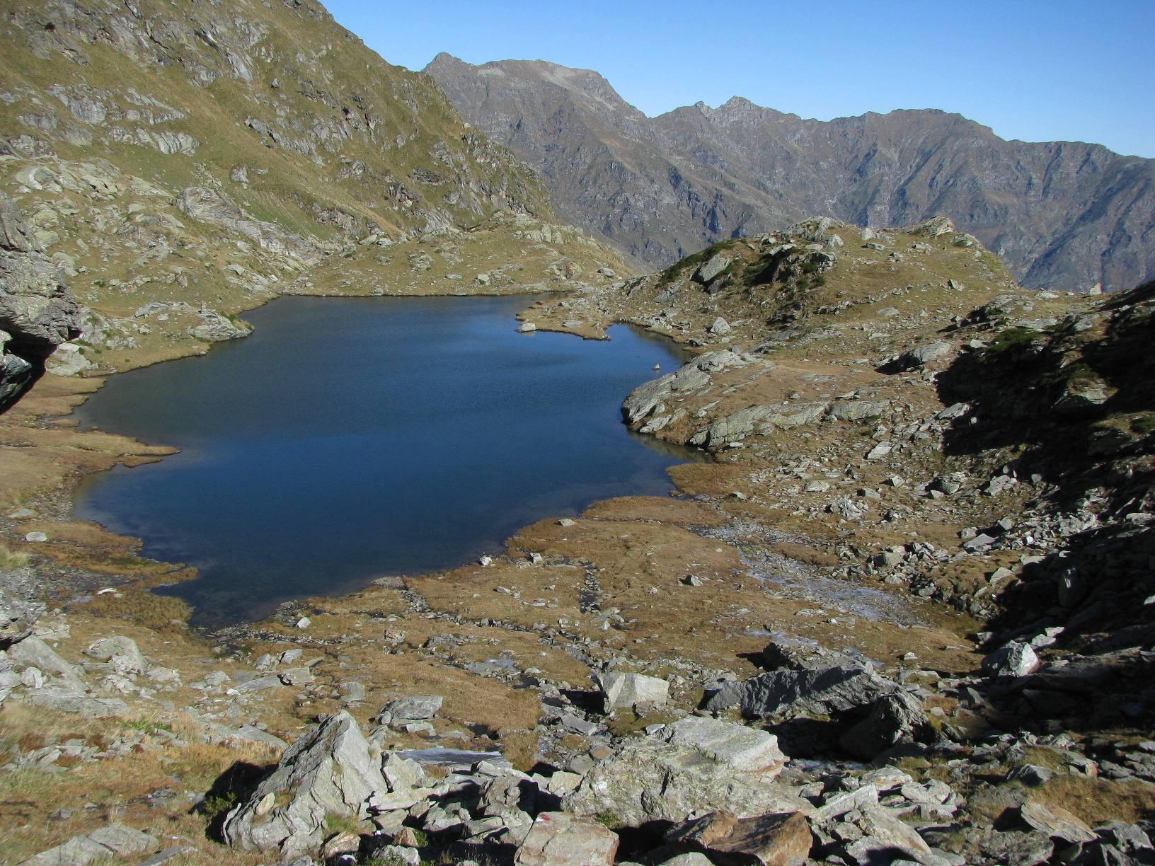 Lago grande della Furce