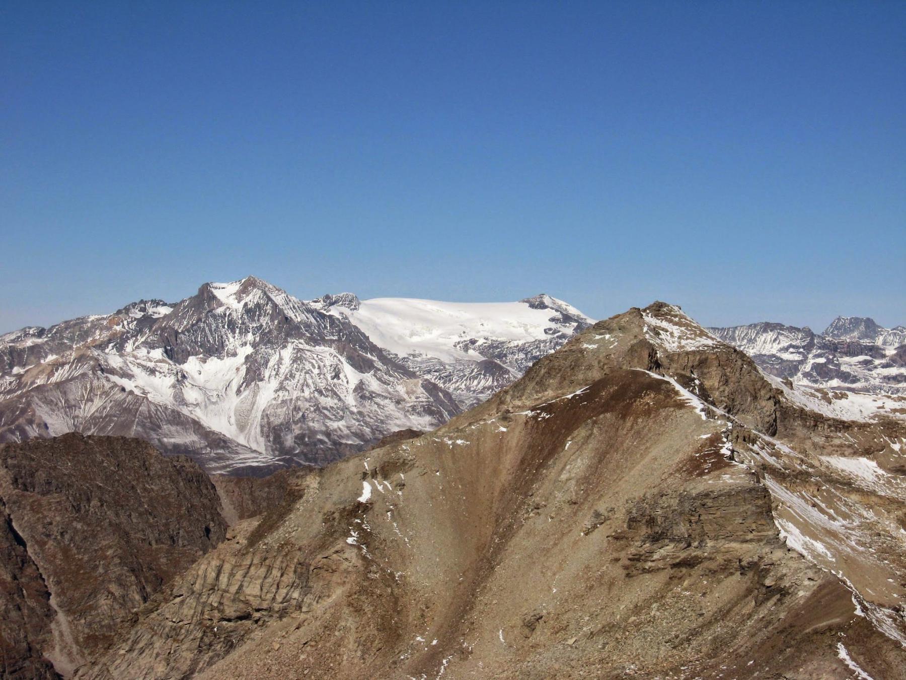 Ambin e ghiacciai della Savoia