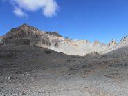 04 - verso lle cime Dante e Michelis dal Colle S.Chiaffredo