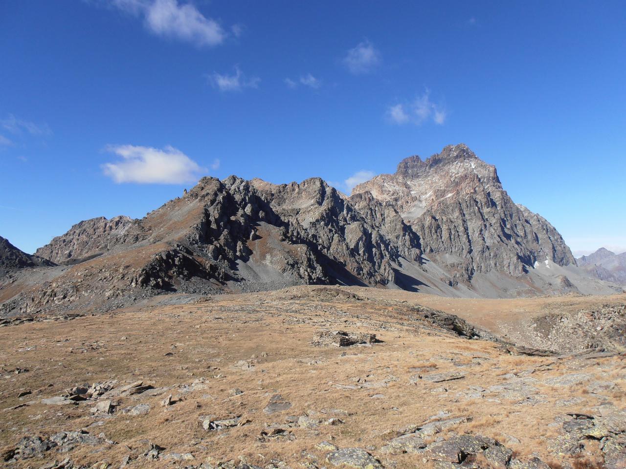 05 - Monviso dalla zona panoramica vicina al Passo Gallarino