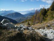 Panorama dal Colle Ranzola