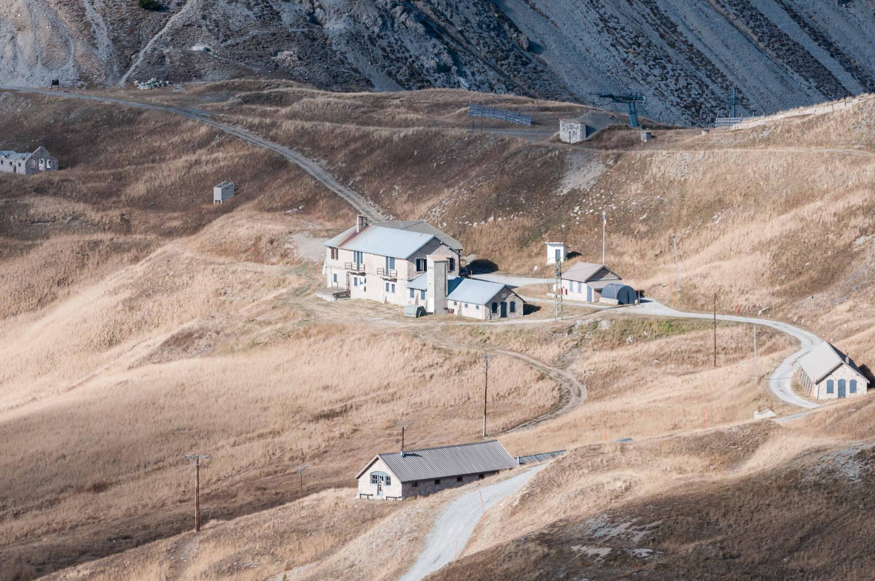 Caserma degli Alpini