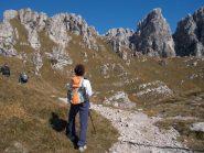 Paesaggio dolomitico: Torre di Valnegra