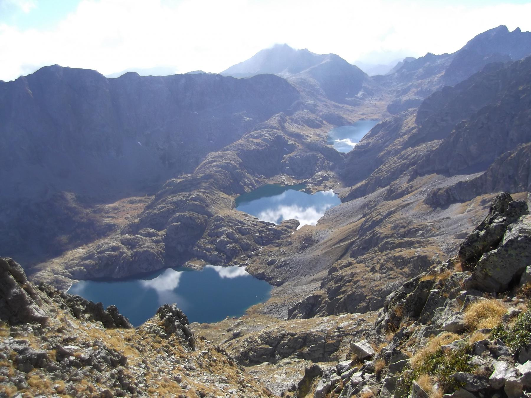 i laghi della Valmasque